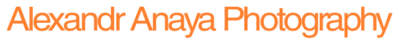 alexandr anaya photography logo